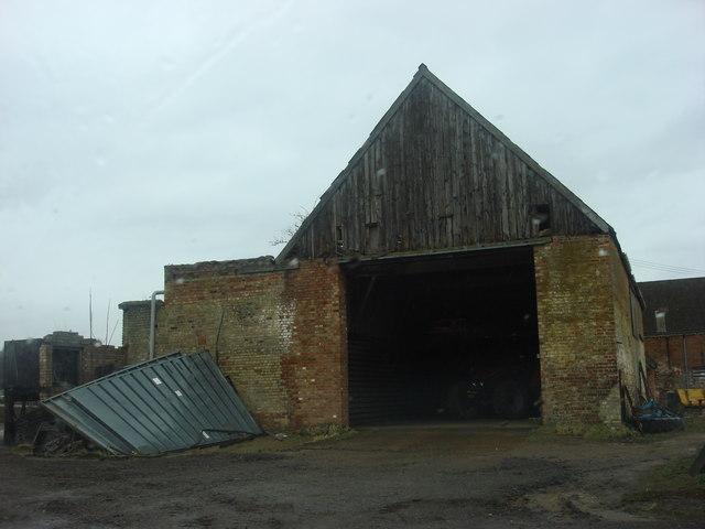 Barn at Home Farm, Weeting