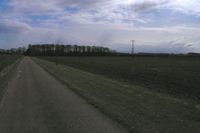 Drive to Ermine Street Farm