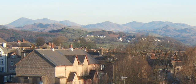 Lakeland panorama from Millom