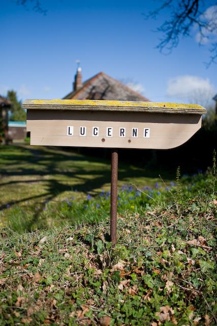 Lucerne, Maury's Lane, West Wellow