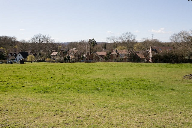 Fields south of Maury's Lane, West Wellow