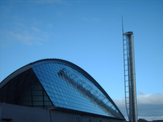 Glasgow Tower and Science Centre