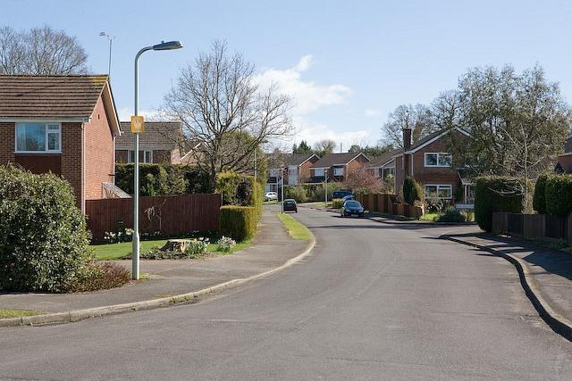 Brookfields, Maury's Lane, West Wellow
