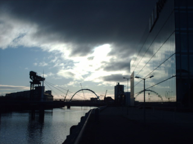 Clydeside Early Morning