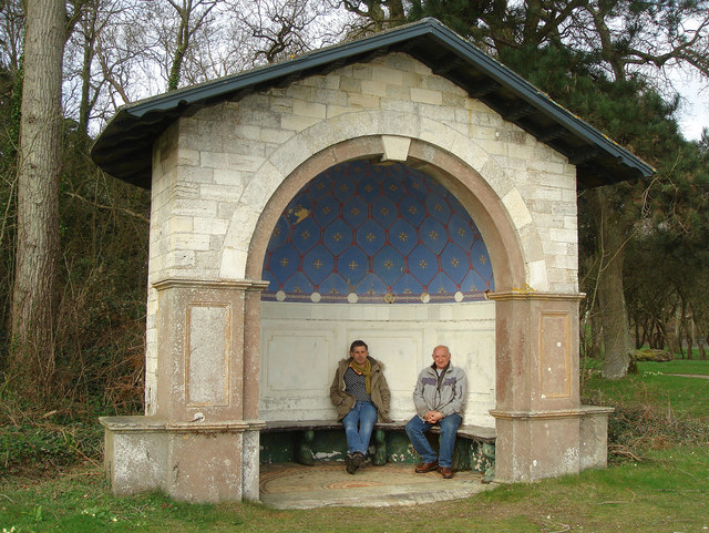 Queen Victoria's Beach Shelter