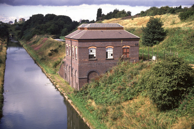 Brasshouse Lane Pumping Station