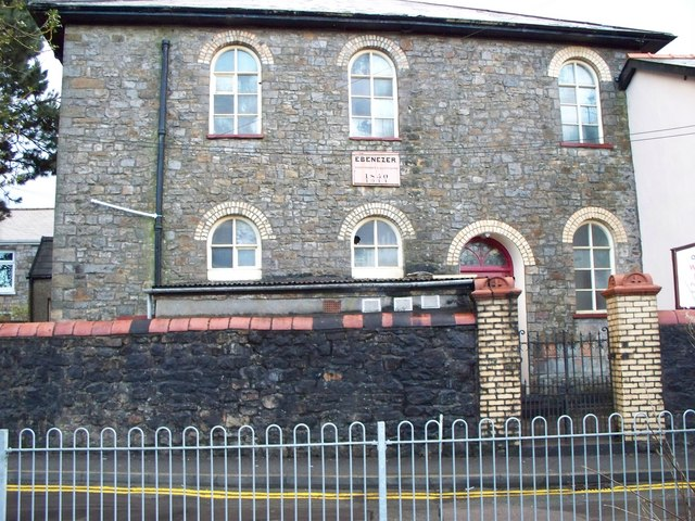 Ebenezer Chapel, Ebbw Vale