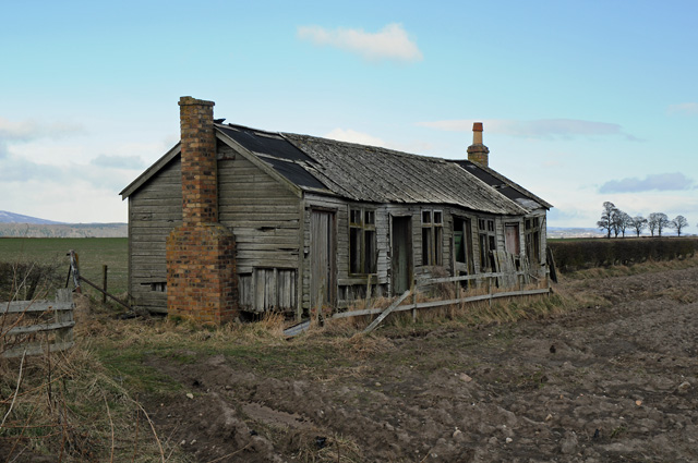 Derelict Farm Cottage