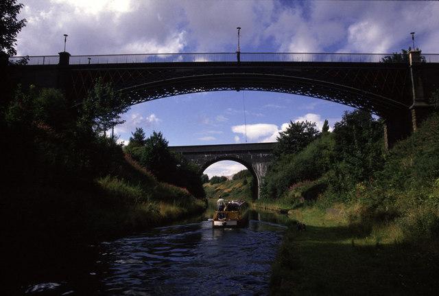 Galton Bridge.