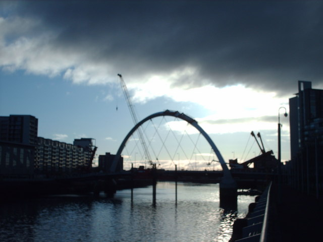 A New Dawn On The Clyde.