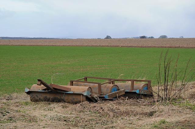 Farm Machinery and Farmland