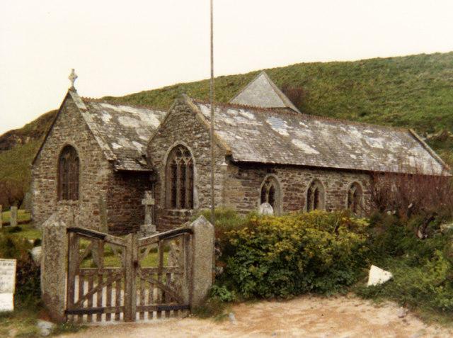 St Winwaloe - Church Cove At Gunwalloe