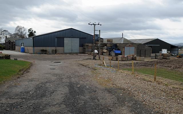 Kirkton of Nevay Farm
