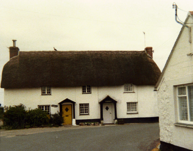Thatch Houses in Ruan Minor