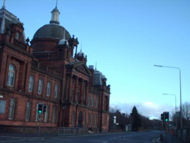 Govan Town Hall