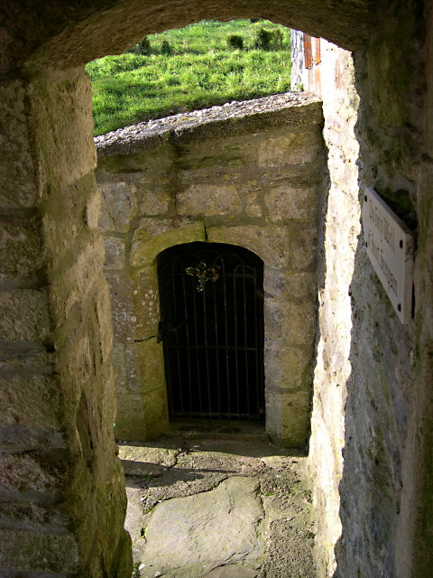 The Holy Well of Saint Sampson