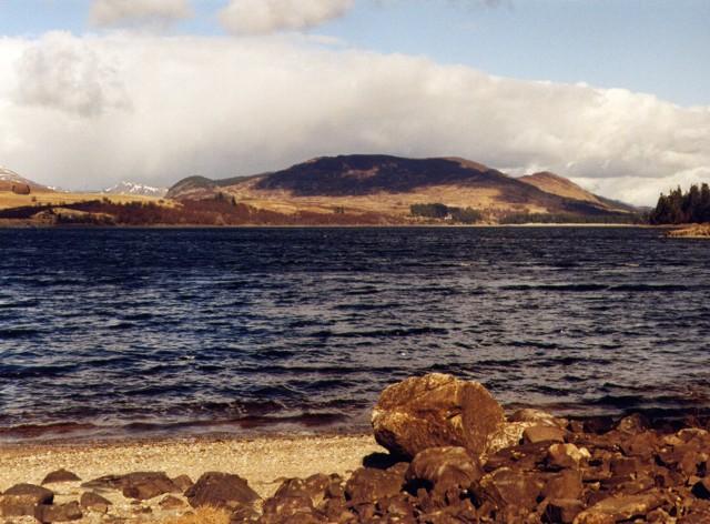 Loch Laggan from Ardverikie