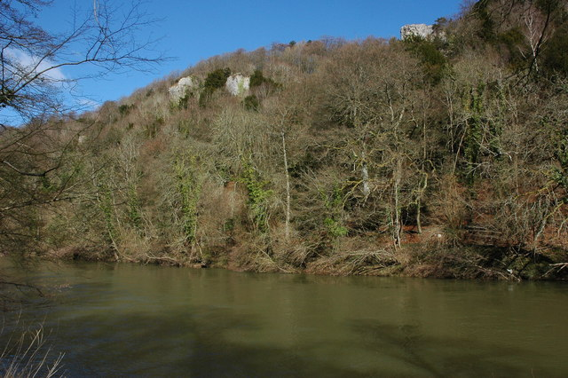 Seven Sisters Rocks, Wye Valley