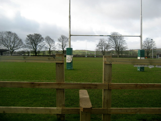 Wharfedale RUFC Pitch