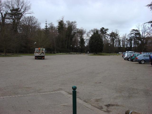 Nowton Park Car Park