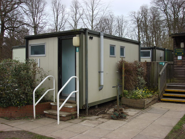 Toilets, Nowton Park