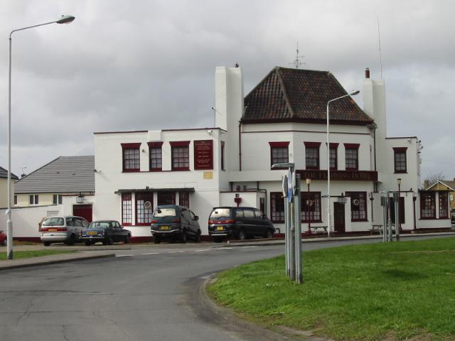 The Flowing Bowl pub, Newington