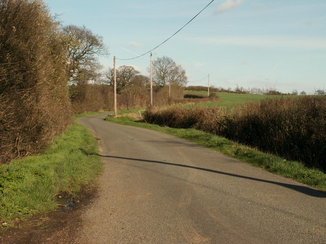 Edwin's Hall Road