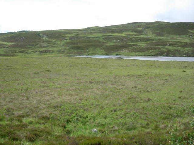 Head of Loch Comhnard