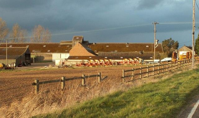 Part of Rumbold's Farm