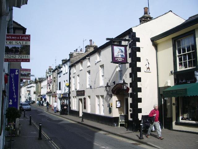 Snooty Fox, Main Street, Kirkby Lonsdale