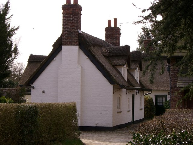 Thatched Cottages at Styal