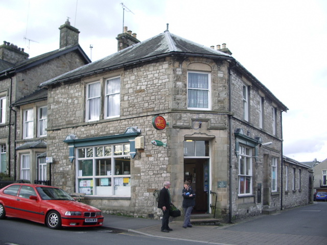 Kirkby Lonsdale, Post Office