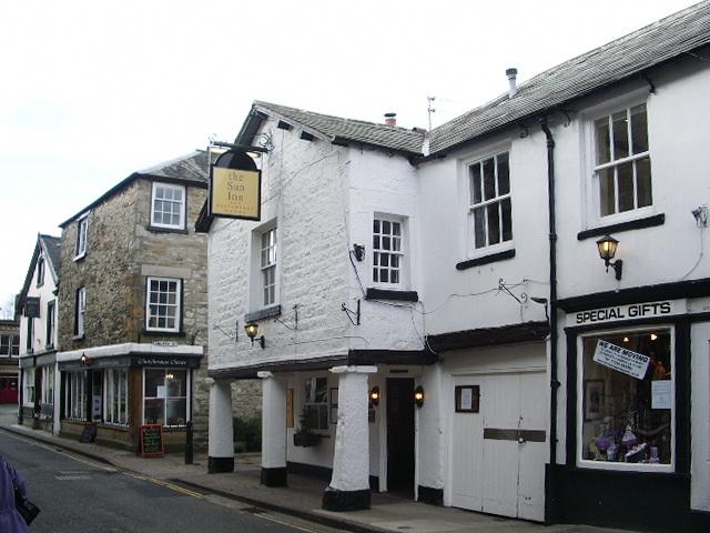 The Sun Inn, Market Street, Kirkby Lonsdale