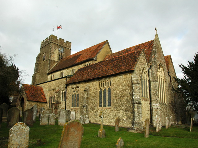 St Mary's Church, Great Chart