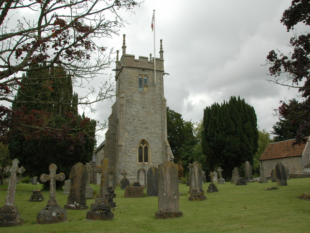 St Peter's Church, North Wootton