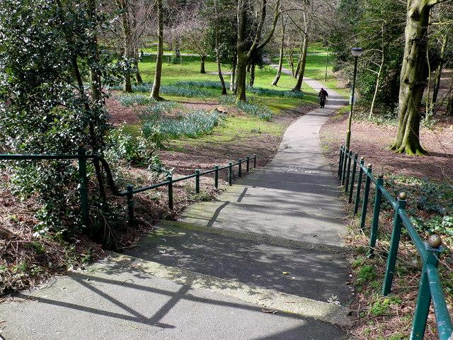 Horseshoe Common, Bournemouth