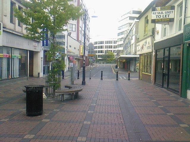Fleet Street near Junction of John Street