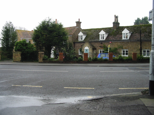 Houses on Northdown Park Road