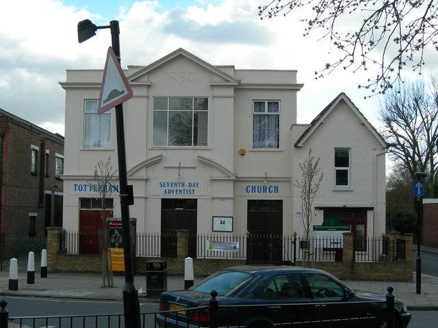 Tottenham Seventh-Day Adventist Church