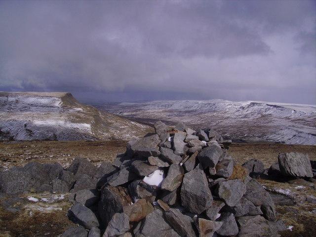 Summit Cairn, Swarth Fell