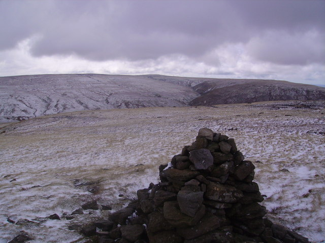 Cairn, Swarth Fell Pike