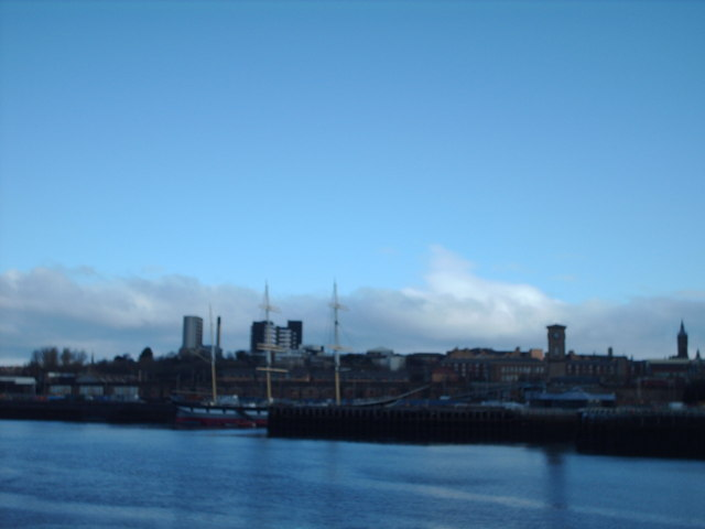 Across the Clyde