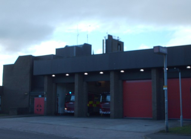 Govan Fire Station
