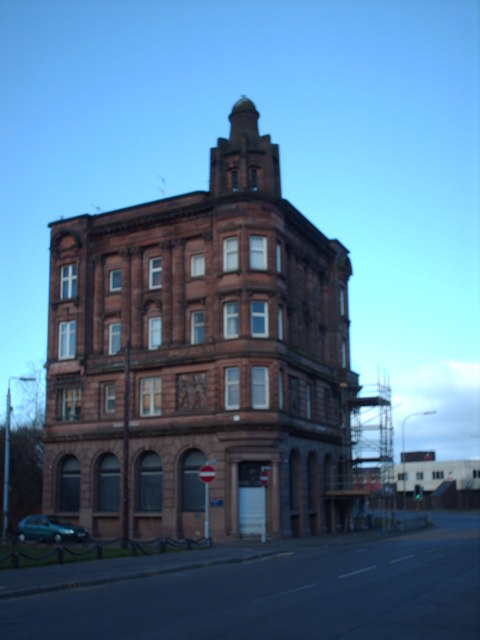 The Potted Heid Building