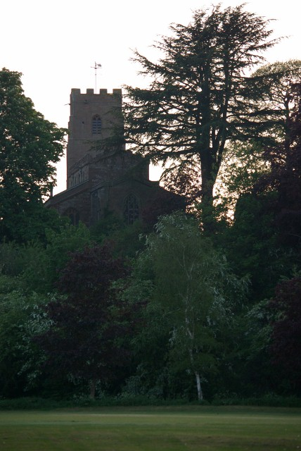 St Botolph's Church, Newbold-on-Avon
