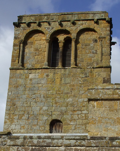 Norman Tower at Leake