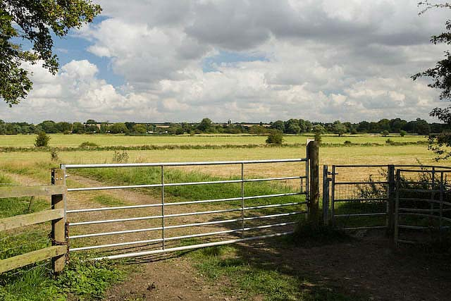 Ouse Valley plain at Hemingford Abbots