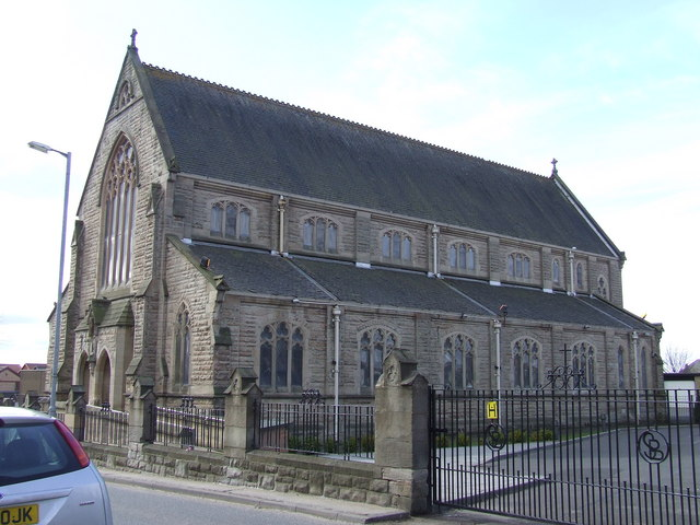 St Bridget's Church, Baillieston