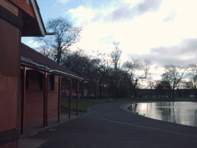 Elder Park Boathouse and Pond