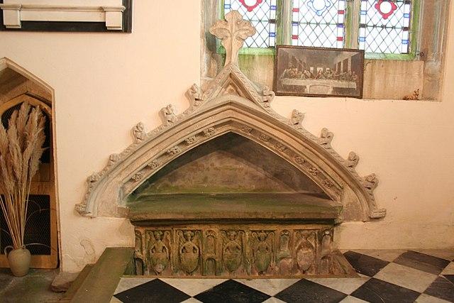 14th century tomb